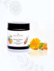 Kremowy balsam do demakijażu cytrusowy NATURAL SECRETS 100g